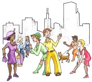 Girl Meets Girls - An Artemis Singers Musical - 2009