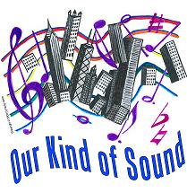 Our Kind Of Sound - 2010. Art by Nicky Joice.